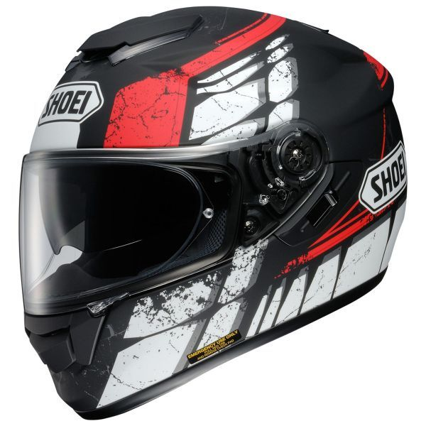 Casque Shoei GT-Air Patina TC1 | iCasque.com
