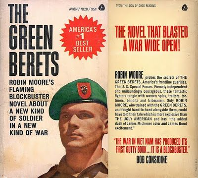 Destructible Man: The Green Berets (John Wayne/Ray Kellogg, 1968)