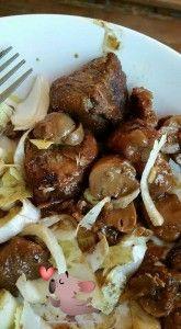 Boeuf au cidre et champignons   Emilie cuisine et papote !