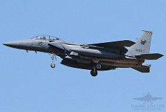 8310 BOEING F-15SG STRIKE EAGLE SINGAPORE AIR FORCE
