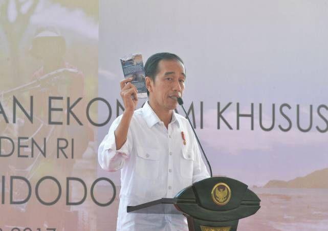 Presiden Ingin Industri Pariwisata Lestarikan Budaya Lokal | Baca selengkapnya di website: liputanbaru.com