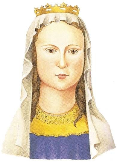 Viola Těšínská, manželka krále Václava III.