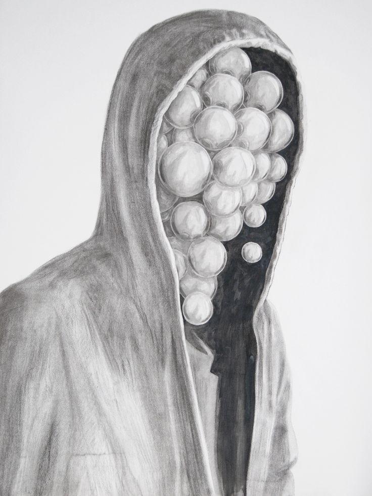 Daimon the White Eyed - 100x70
