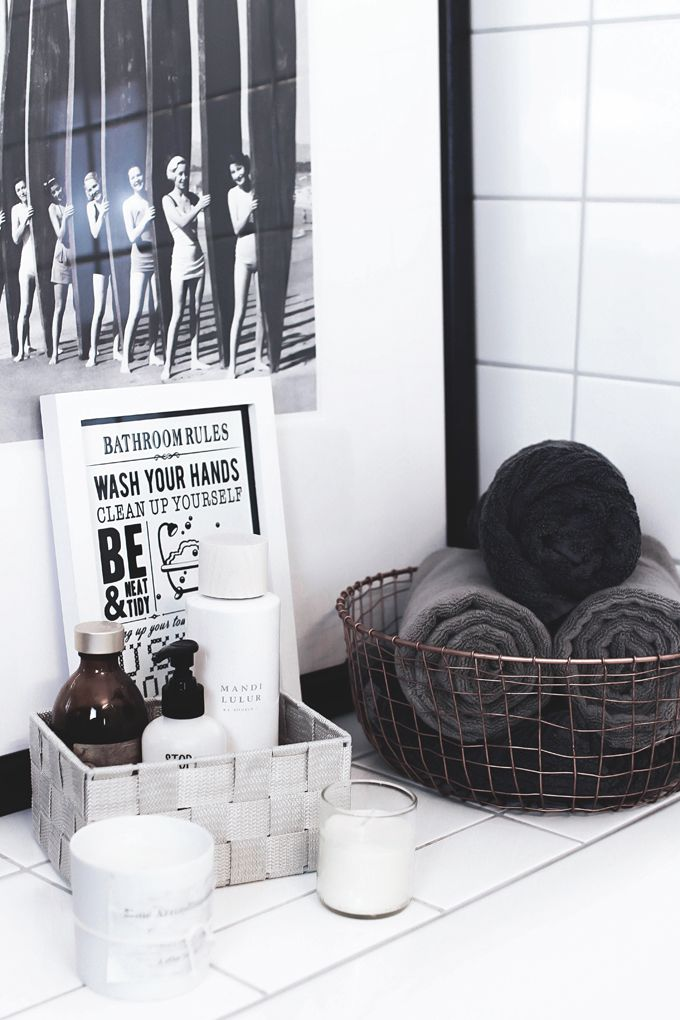 Badezimmer Aufpimpen Mit Diesen 18 Tricks Wird Euer Bad Super Stylisch