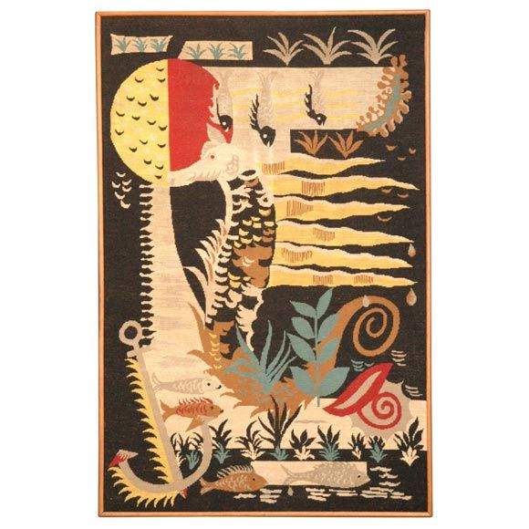 Jean Lurcat, Tapestry