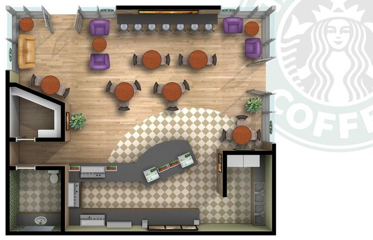 Hotel Coffee Shop on Pinterest | Starbucks Store, Kiosk and Starbucks