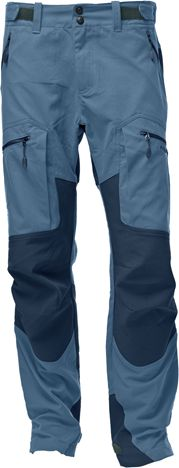 Very durable all-terrain pants for general outdoor use. Breathable and tough pants built to handle rough use, with knees and seat in water resistant and stretchy flex™3 Soft Shell.