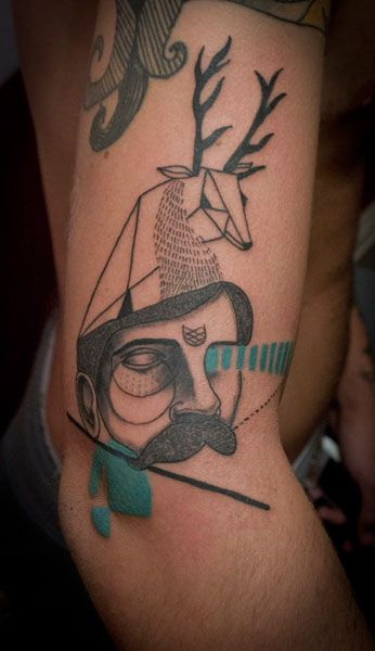 Proust Tattoo