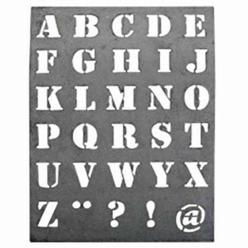 Sjabloon Letters XL | 8-New | June & July | June & July