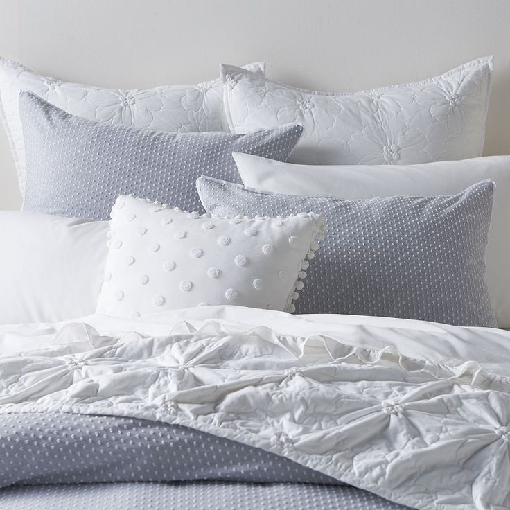 LC Lauren Conrad Swiss Dot Comforter Set | Available at Kohl's