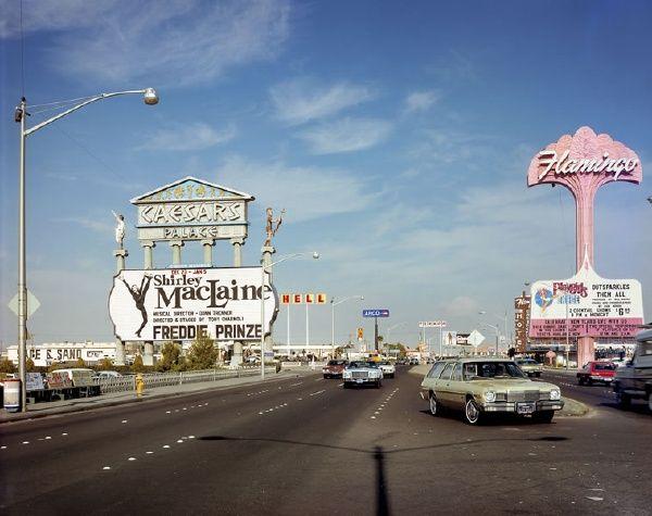 Las Vegas Strip '70