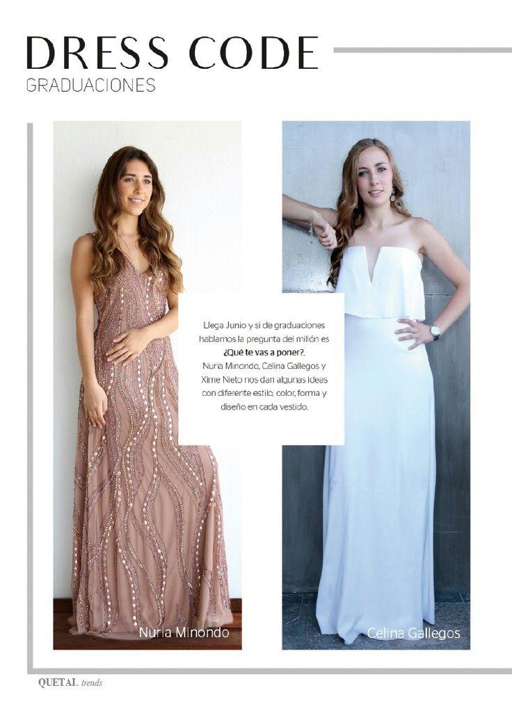Graduaciones  Te mostramos las mejores ideas para elegir tu vestido de graduación