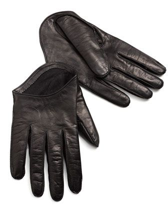 Driving Gloves by Portolano at Neiman Marcus.