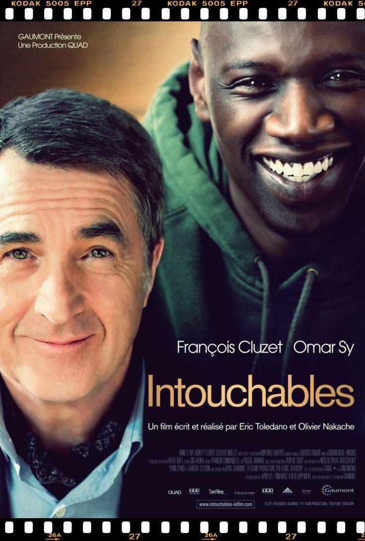 """""""Intouchables"""" Genial, cómedia, romance, emoción, drama. COMPLETA!"""