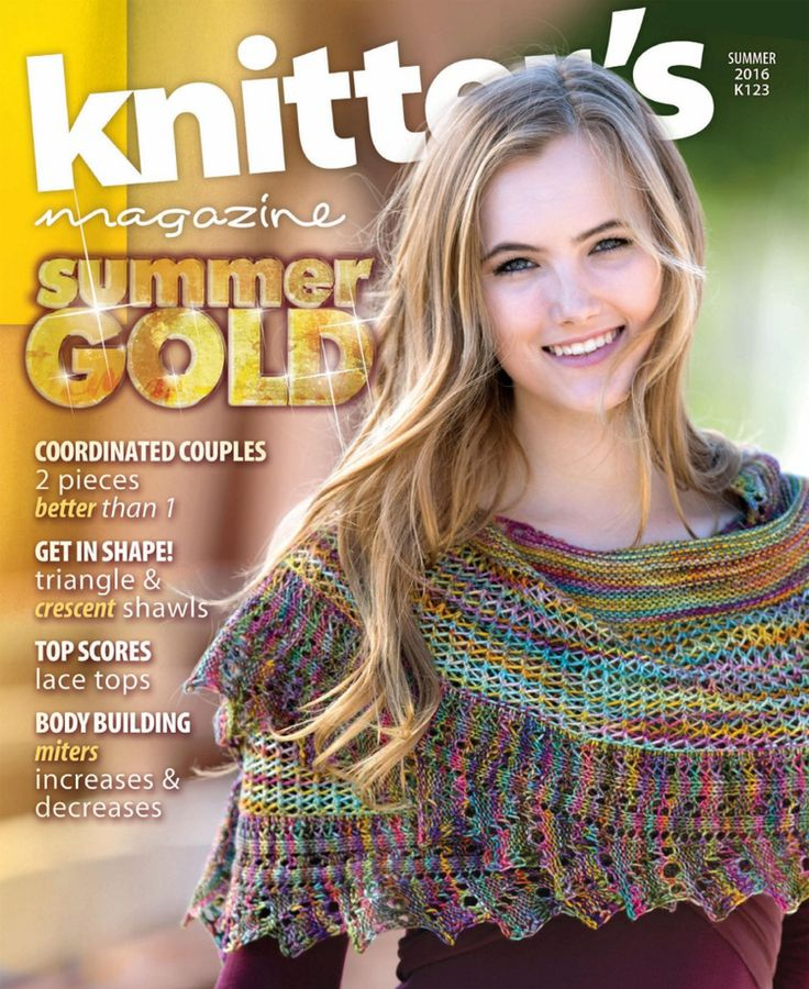 Knitter's Magazine Vol.33 №2 2016