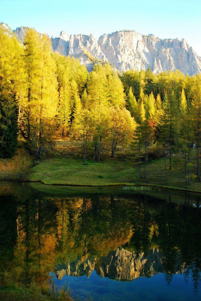 Cortina d'Ampezzo, Belluno, Italy; photo by Methysmena