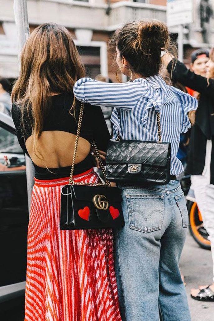 30 looks de printemps repérés sur Pinterest   Glamour