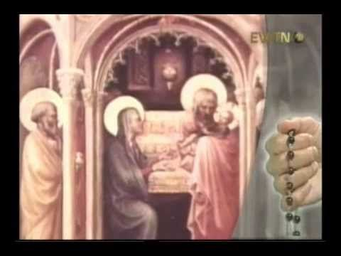 En este video encontraras los misterios del Rosario trasmitido por EWTN. Los…