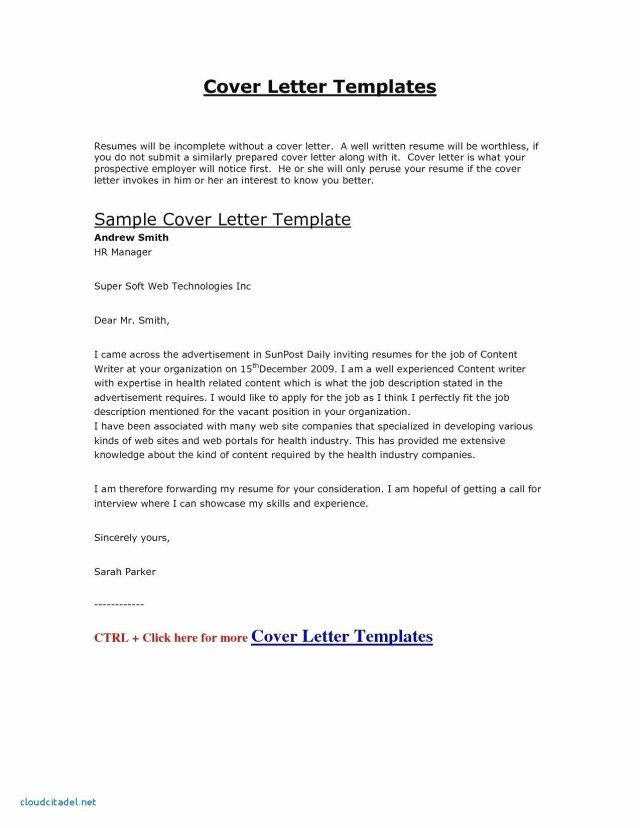 30 Good Cover Letter Openings