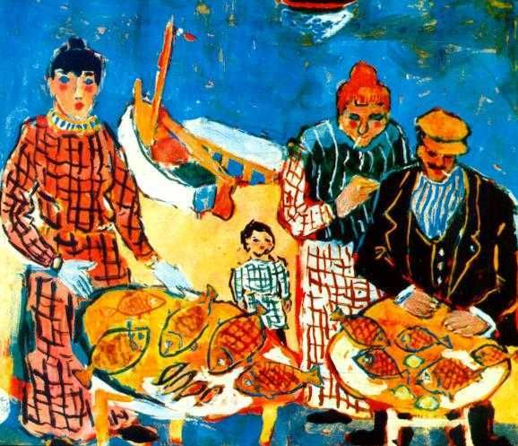Fikret Mualla, Turkish painter