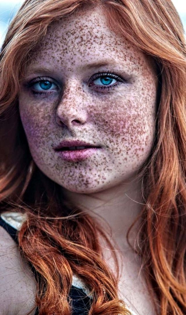 Natural redheads - Page 3 - AnthroScape