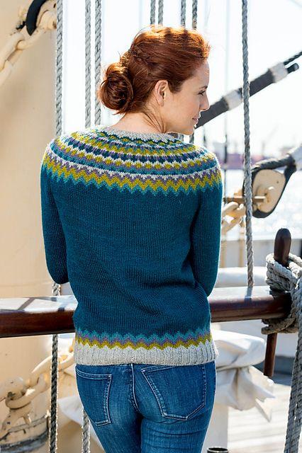 Ravelry: Clawthorpe pattern by Kate Gagnon Osborn