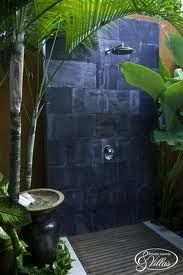 Phillipines outdoor shower