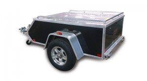 Aluminum Utility Trailers | Light Weight |Utah Trailers