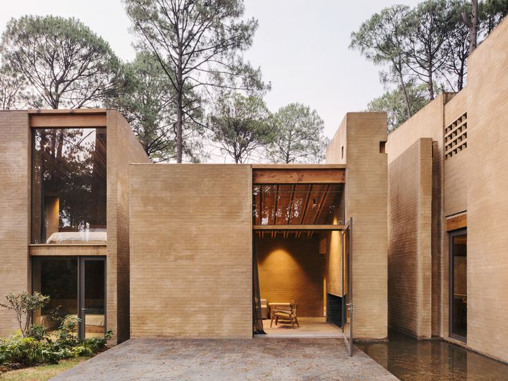 809 best Architektur u2013 moderne Häuser und Gebäude images on Pinterest - ideen fur wohnzimmer 3d renderings