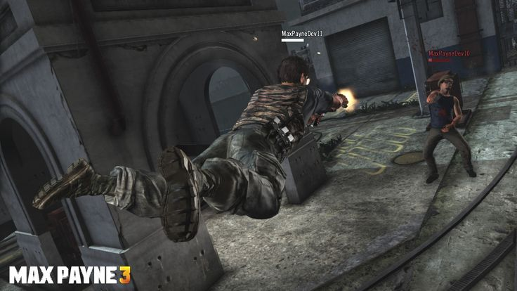 MAX Payne 3 Game Screenshots