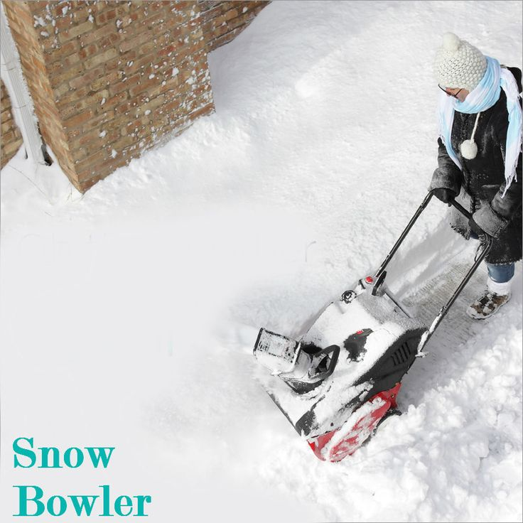 Snow blowers for only £69 @ Mow Direct.