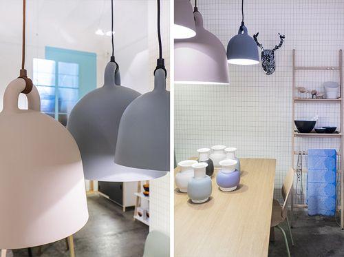Design store « Spotted by Normann Copenhagen