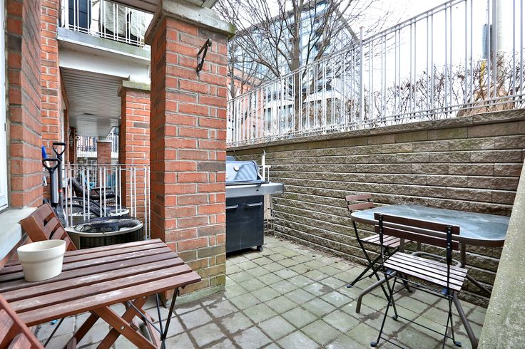 Enjoy some outdoor space in your terrace where you can BBQ