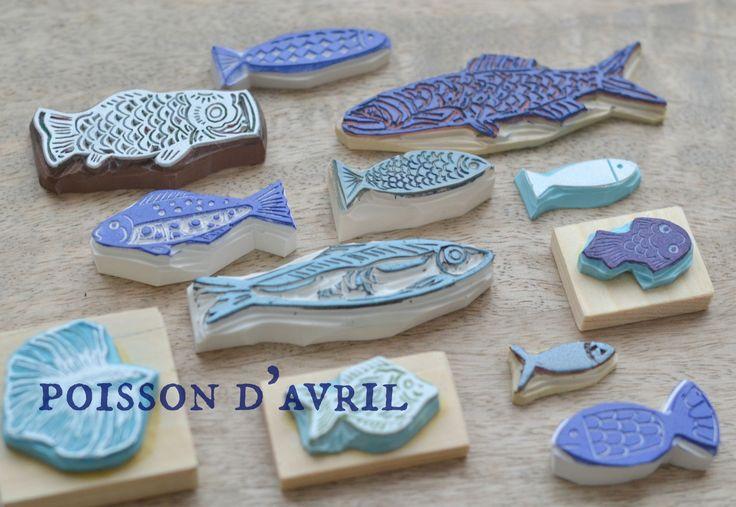 La Fabutineuse: Des poissons pour le 1er Avril