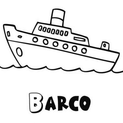 Imagenes De Barcos Para Colorear E Imprimir Barcos Para Colorear Dibujos Para Colorear Submarino Para Colorear