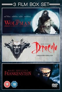 Frankenstein by Mary Shelley, and Dracula by Bram Stoker