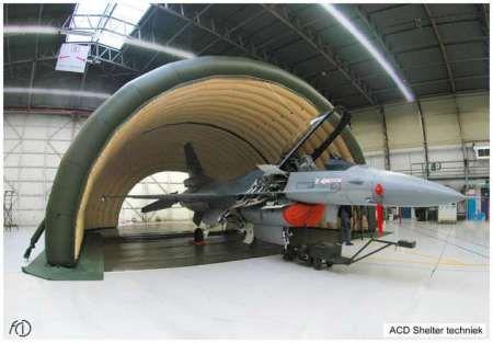 f16 fighter jet hanger inflatable hanger inflatable industrial inflatables