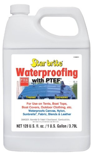 Starbrite Waterproofing & Fabric Treatment: Sports & Outdoors- For the awning.