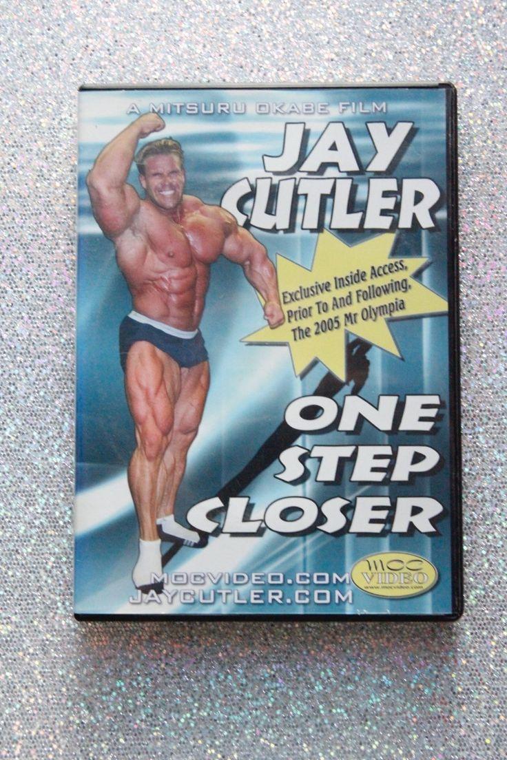 Jay Cutler Bodybuilding Dvd