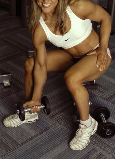 Free Weights Full Biceps Workout - Tone Your Arms, super workout! And Tighten your skin! Get even more free insider tips on how to get sculpted and see the secrets to tighten skin while training or  losing weight! Scroll through all the awesome posts for fast useful tips here… https://victoriajohnson.wordpress.com