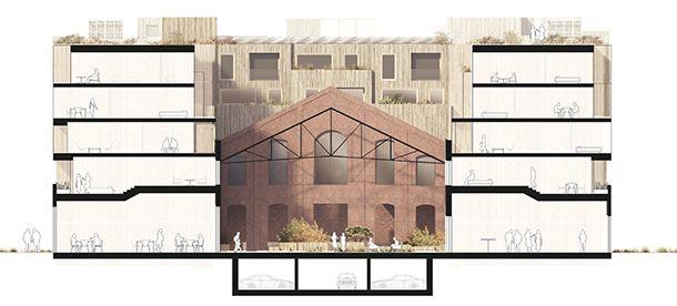 Jaja Architects Nydalen Housing