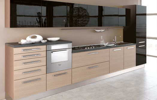 Pratico Modular Kitchen built on recent platform with a worth for money proposition combining functionality and life style. #europlakindia #ModularKitchen #PraticoKitchen