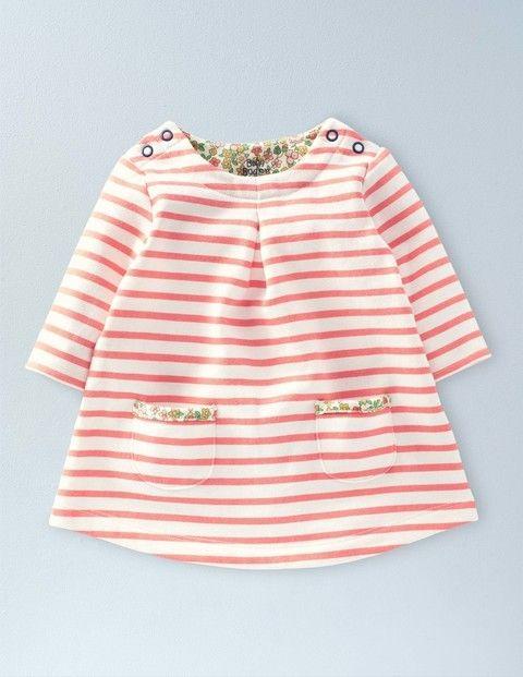 Gemütliches Sweatshirt-Kleid Casualkleider & Hängerchen bei Boden