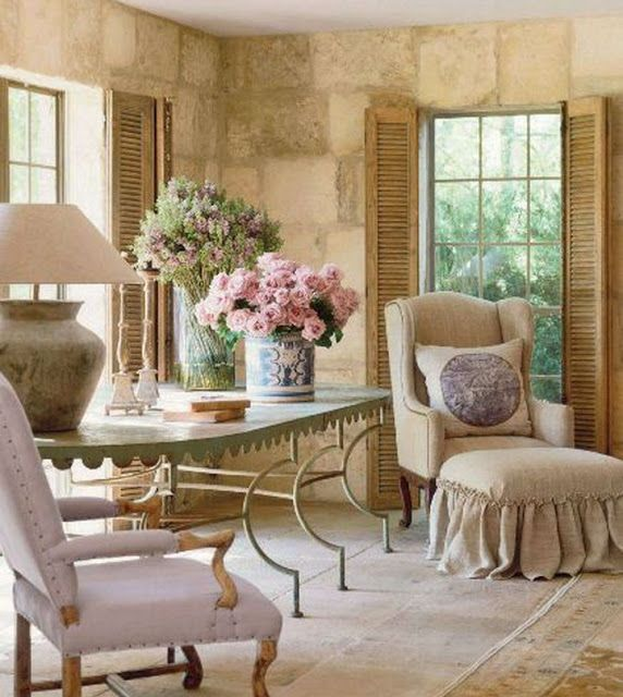 the lovely french country style can work in todays modern homes this style has fanciful decor ideasdecorating - Modern French Living Room Decor Ideas 2
