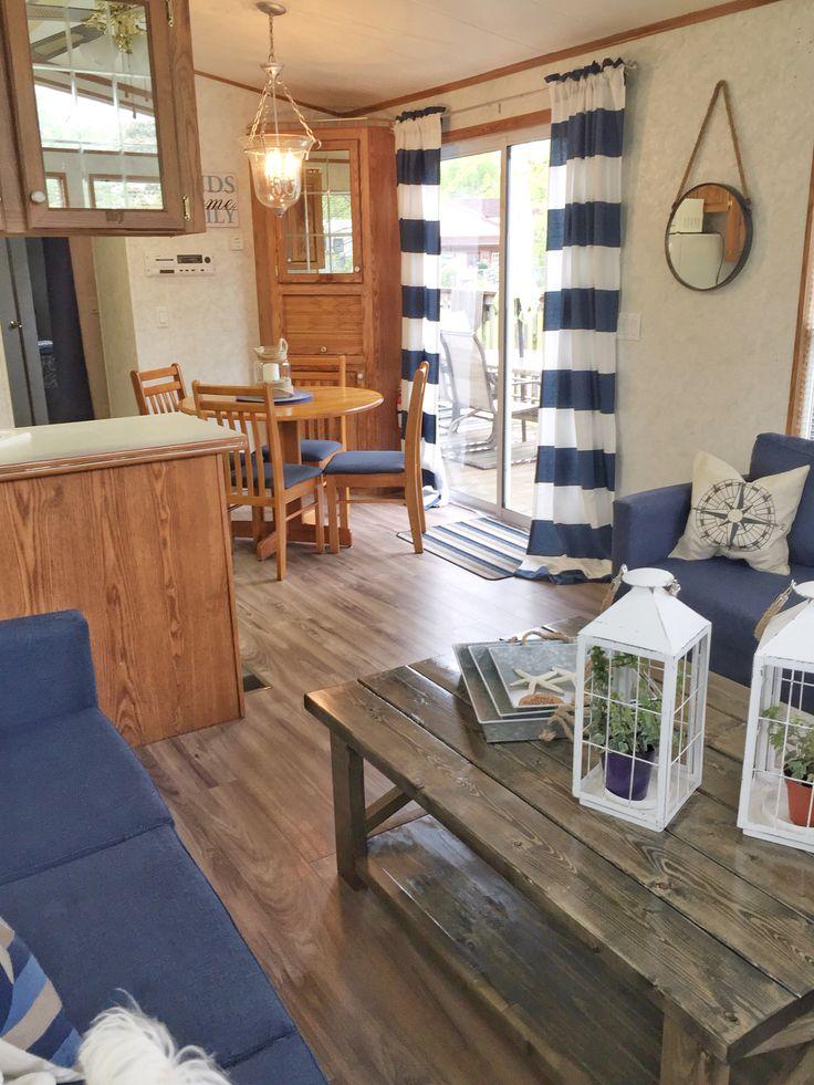 Ana white furniture diy northland cottager remodel trailer remodel  Northland Cottager Remodel