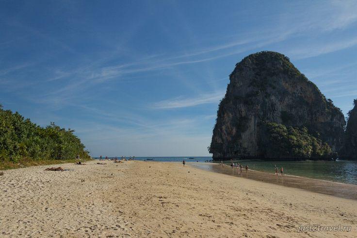 пляж Пра Нанг, провинция Краби, Таиланд