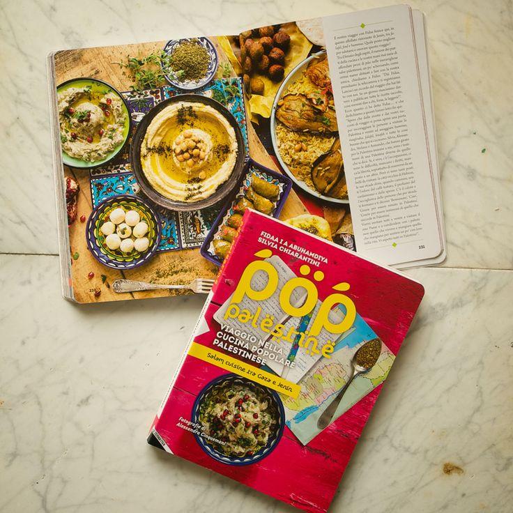 """Our cookbook """"POP PALESTINE CUISINE. VIAGGIO NELLA CUCINA POPOLARE PALESTINESE……"""