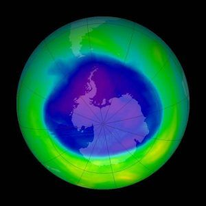 Environmental regulations have led to the healing of a hole in the ozone layer a #news #alternativenews