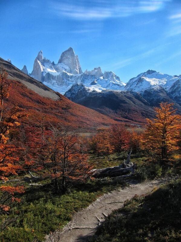 Mount Fitzroy, Argentina