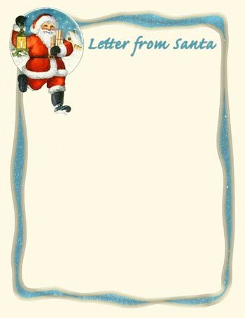 15 best letters from santa images on pinterest brother names and best photos of letter from santa stationary template blank letters from santa claus template free printable letter head from santa claus and letters from spiritdancerdesigns Choice Image